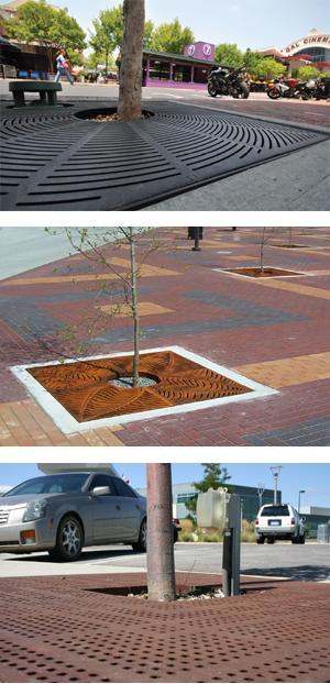Tree Grates & Tree Guards