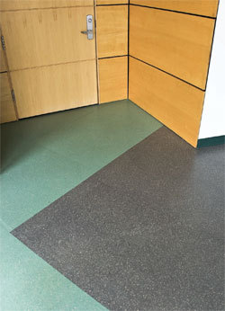 Endura Flecksibles Rubber Floor Tile