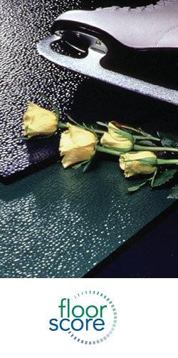 Endura SRT Spike and Skate Resistant Rubber Floor Tile