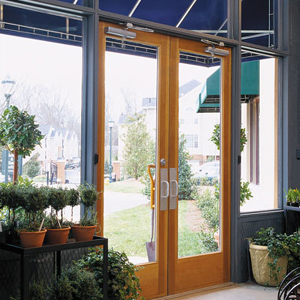 Pella Entry Doors With Sidelights. Custom Pella Fiberglass Stained ...