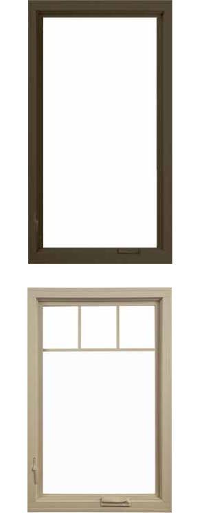 Pella® Impervia® Casement Windows