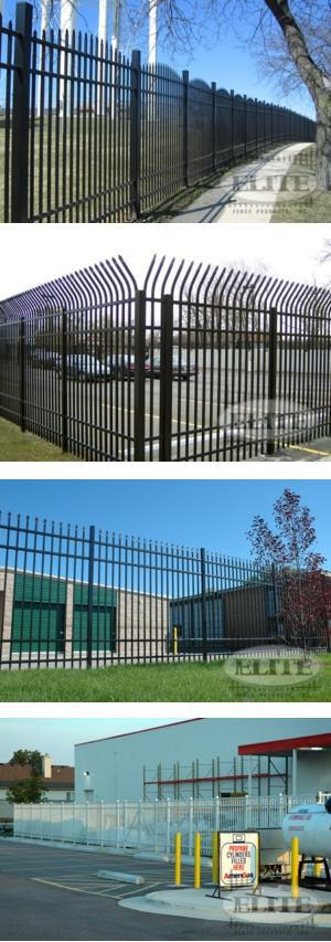 Industrial Grade Aluminum Fences & Gates