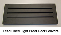 Accessories for Radiation Shielded Doors