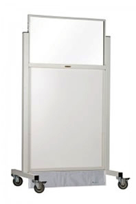 Basic Mobile X-Ray Control Screen Barriers
