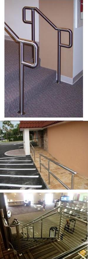 Sunrail Accesseasy Ada Handicap Accessibility Railings