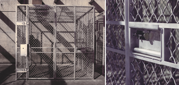 Wire Mesh Partitions - Heavy-Duty