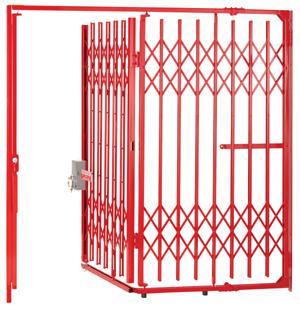 SchoolSafe Folding Gate