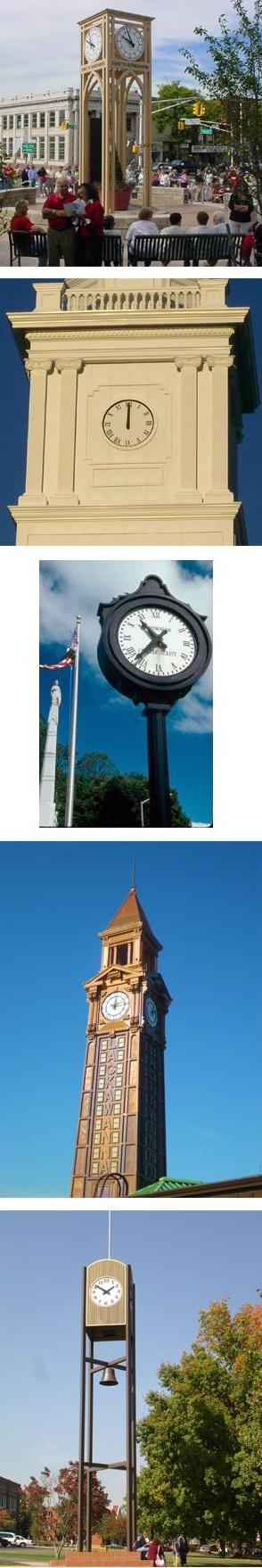 Clocks and Clock Towers