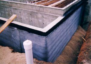 Below Grade Drainage - Ecodrain