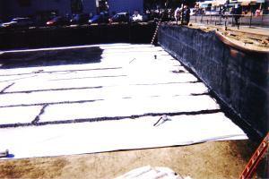 Commercial Below Grade Slab on Grade Barriers