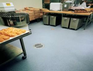 Poly-Crete MDQ Urethane Flooring System