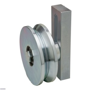 """CI2240 / 4"""" Cantilever Gate Wheel Assembly"""