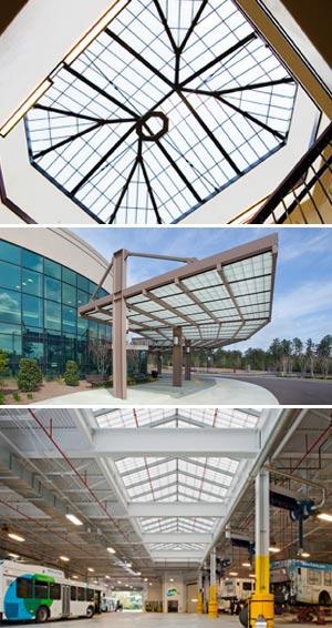 Guardian 275® Skylights & Canopies