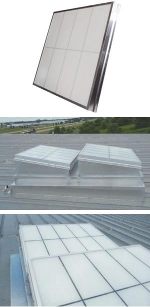 LightBasic™ Skylights & Canopies