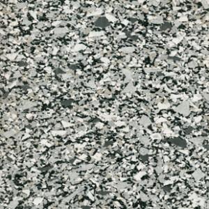 Reztec Rubber Flooring - Icicles