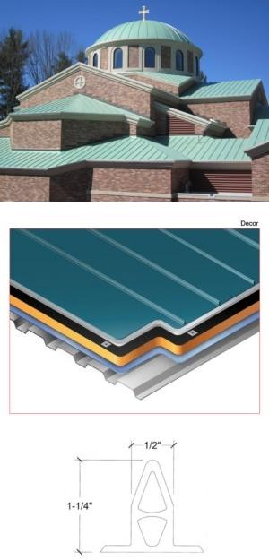 Décor Roof Systems