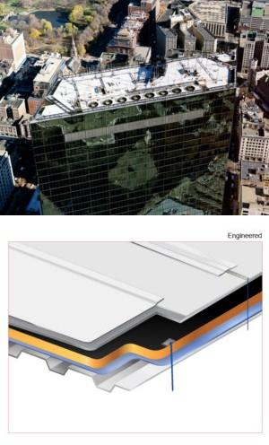 Engineered Roof System for High Winds