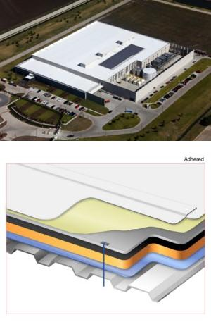 Sikaplan Adhered Roofing Systems