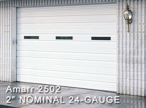 Amarr Commercial Garage Doors
