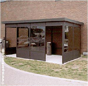 Modular Aluminum Shelters
