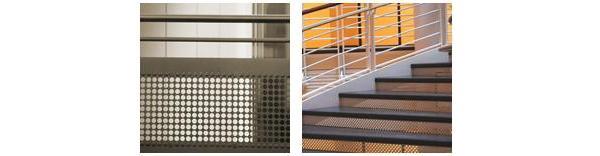 Acoustimetal Perforated Metal Panels