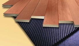 Quiet-Floor NP™ Sound Control Floor Underlayment