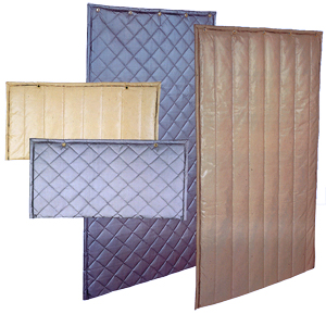 QFA Absorptive Exterior Grade Acoustic Curtain