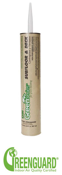 GreenSeries™ Adhesive - High Performance, Non-flammable