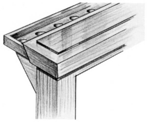 Communion Rails
