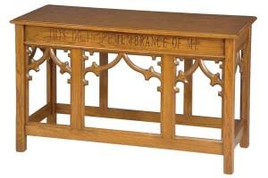 Communion Tables