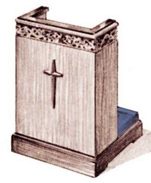 Prayer Desks