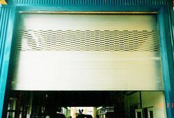 Aluminum Roll-Up Doors