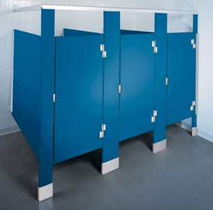 Solid Plastic Toilet Partitions Accurate Partitions Corp