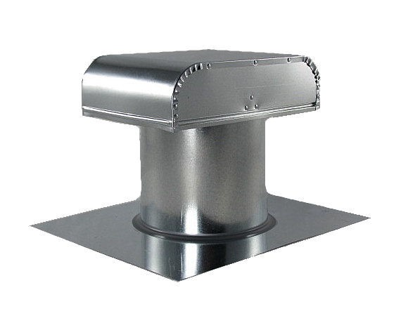 J Vent with 6 in. Clearance - Galvanized - JVCL
