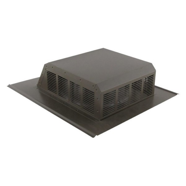 Louvered Roof Vent with Slant Back - LRV50