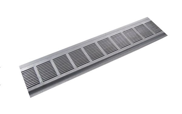 Galvanized Continuous Soffit Vent - 10 Lineal Feet - CSV