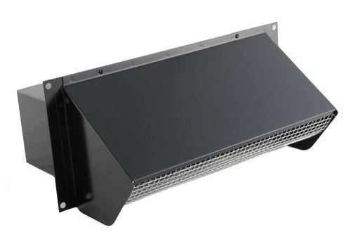 Rectangular Appliance Wall Vent 3-1/4 in. x 10 in. - WV310HDBK
