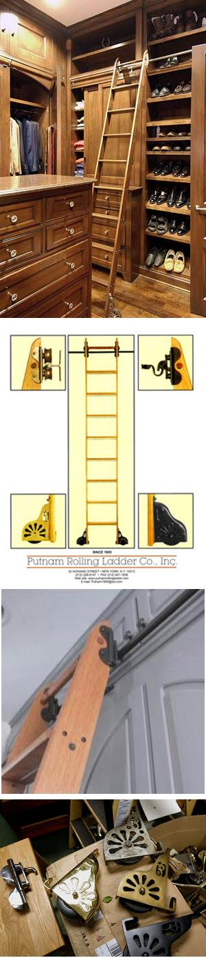No. 1 Rolling Ladder
