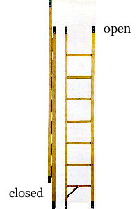 Library Ladder No. 70