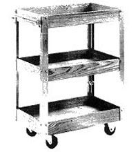 Library Cart No. 327
