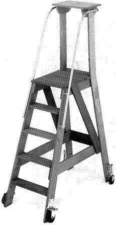 No. 115 Pulpit Ladder