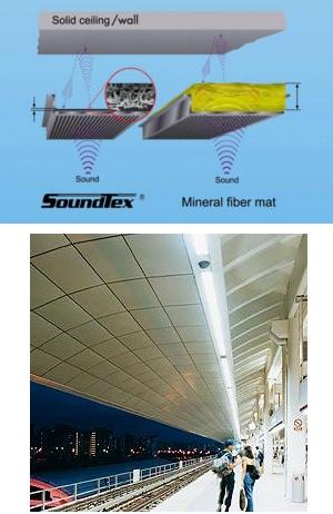 SoundTex® Acoustic Nonwoven