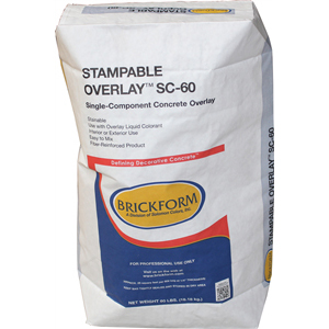 Concrete Resurfacing Products