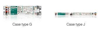 EcoSystem Ballast for T8 Linear & U-bent - EcoSystem Ballasts - EC5T8RWJUNV1