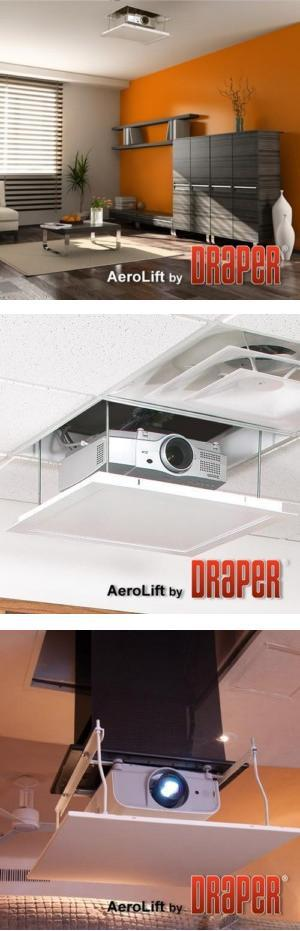 AeroLift 25/50/150 Motorized Projector Lift