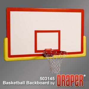 Indoor Basketball Backboards