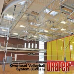 Overhead Volleyball System Ovs Draper Inc Sweets