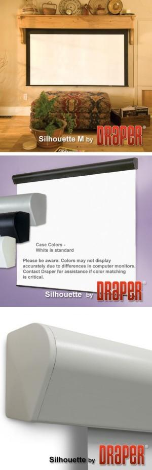 Silhouette/Series M Projection Screen