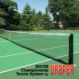Tennis Systems - Indoor and Outdoor