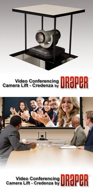 Video Conferencing Camera Lift - Credenza